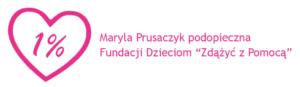 Przekaż jeden procent dla Maryli Prusaczyk